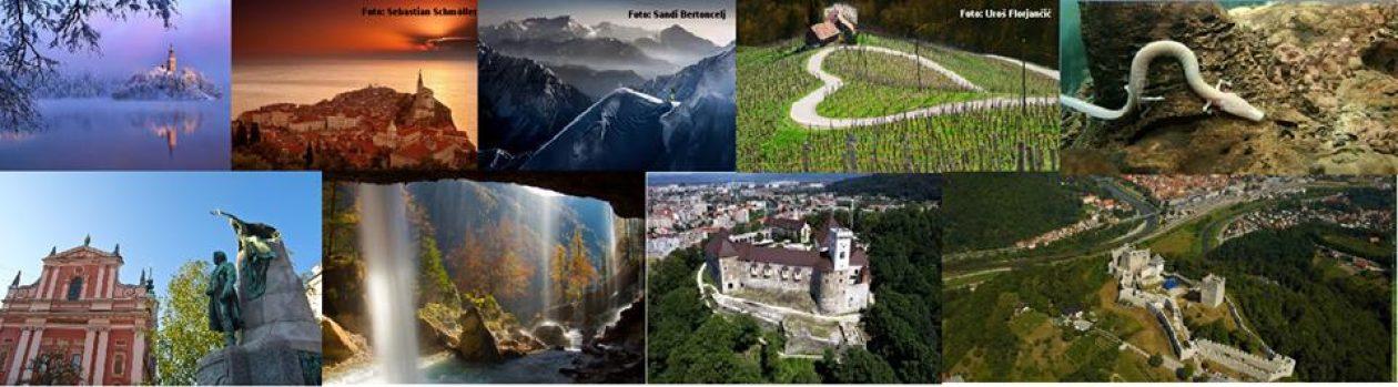 Trips in Slovenia